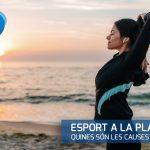 Esport i platja